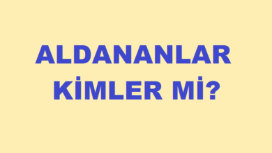 Photo of Aldananlar