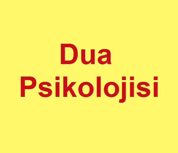 Photo of Dua Psikolojisi