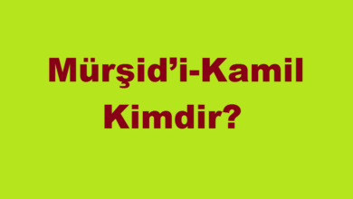 Photo of Mürşid'i-Kamil Kimdir?