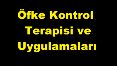Photo of Öfke Kontrol Terapisi ve Uygulamaları